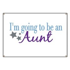 Going to be an Aunt Banner
