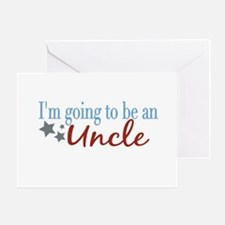 Going to be an Uncle Greeting Card