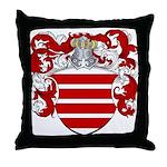 Van Haren Coat of Arms Throw Pillow