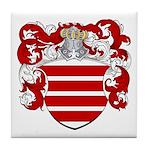 Van Haren Coat of Arms Tile Coaster