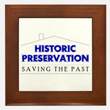 Historic Preservation Framed Tile