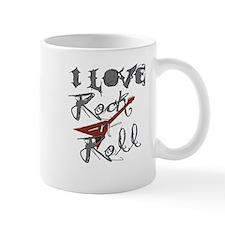 I Love Rock-n-Roll Mug