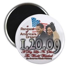 "A Day Like No Other! - 2.25"" Magnet (100 pack)"