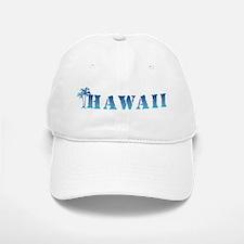 Hawaii - palm trees Baseball Baseball Cap