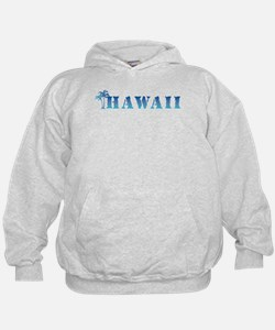 Hawaii - palm trees Hoodie