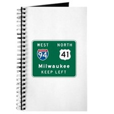 Milwaukee, WI Highway Sign Journal