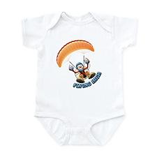 Flying High Paramotor Infant Bodysuit