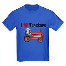 I Love Tractors T