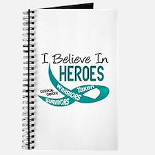 I Believe In Heroes CERVICAL CANCER Journal