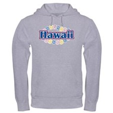Hawaii - flowers Jumper Hoody