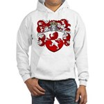 Van Hoven Coat of Arms Hooded Sweatshirt