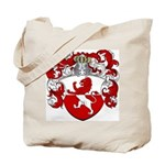 Van Hoven Coat of Arms Tote Bag