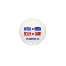 Cool Socialism Mini Button (100 pack)