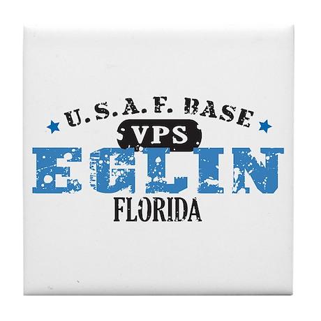 Eglin Air Force Base Tile Coaster