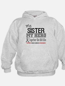 BrainCancerHero Sister Hoodie