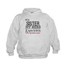 BrainCancerHero Sister Hoody