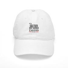 BrainCancerHero Sister Baseball Cap