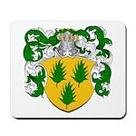 Van Hulst Coat of Arms Mousepad