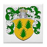 Van Hulst Coat of Arms Tile Coaster