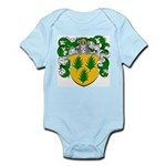 Van Hulst Coat of Arms Infant Creeper