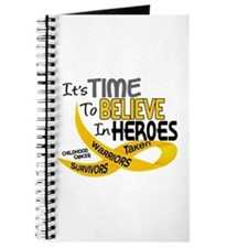 Time To Believe CHILDHOOD CANCER Journal
