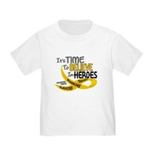 Time To Believe CHILDHOOD CANCER T