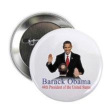 "President Obama first black president 2.25"" B"