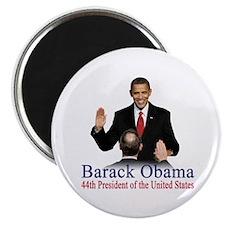 "President Obama first black president 2.25"" M"