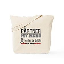 BrainCancerHero Partner Tote Bag