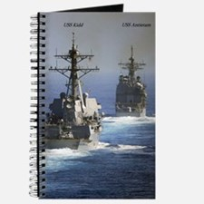 USS Antietam Journal