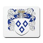 Van Impe Coat of Arms Mousepad
