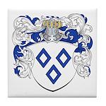 Van Impe Coat of Arms Tile Coaster