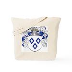 Van Impe Coat of Arms Tote Bag