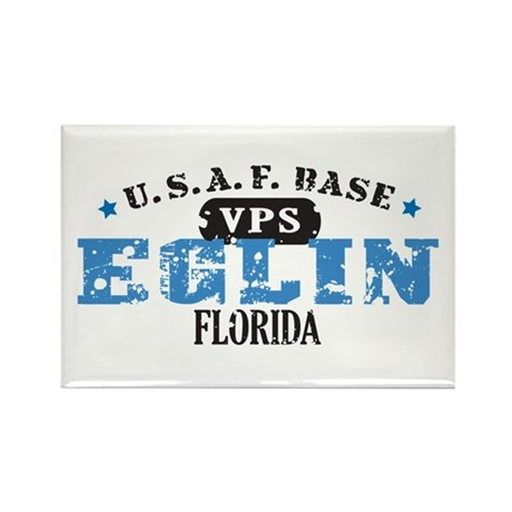 Eglin Air Force Base Rectangle Magnet (100 pack)