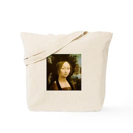 Da Vinci Tote Bag