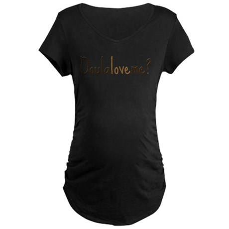 Doula Love Me - Maternity Dark T-Shirt