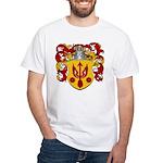 Van Kampen Coat of Arms White T-Shirt