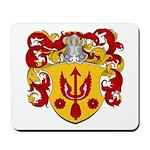 Van Kampen Coat of Arms Mousepad