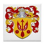 Van Kampen Coat of Arms Tile Coaster
