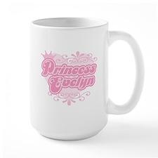 """""""Princess Evelyn"""" Mug"""