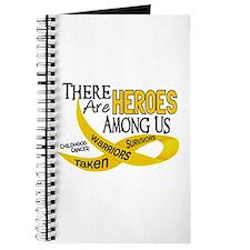 Heroes Among Us CHILDHOOD CANCER Journal