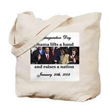 Lifts a Nation Tote Bag