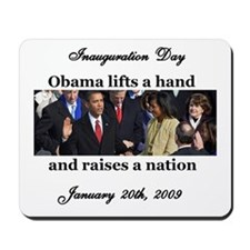Lifts a Nation Mousepad