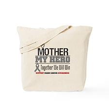 BrainCancerHero Mother Tote Bag