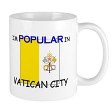 I'm Popular In VATICAN CITY Mug
