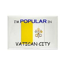 I'm Popular In VATICAN CITY Rectangle Magnet