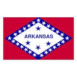 Arkansas state flag Single