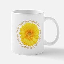 Yellow Daisy Couple's Daughter Mug