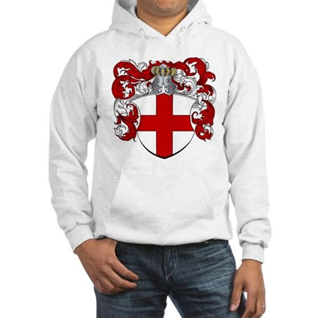 Van Kessel Coat of Arms Hooded Sweatshirt