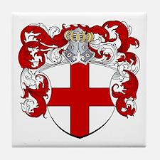 Van Kessel Coat of Arms Tile Coaster
